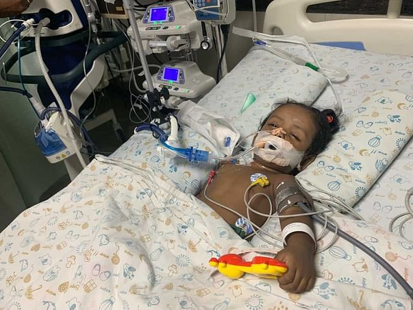Need Help for 10-month-old to Undergo Urgent Heart Surgery.