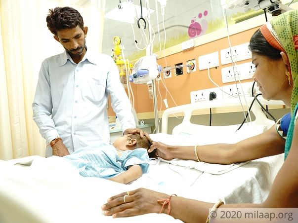 Luhit Singh needs your help urgently