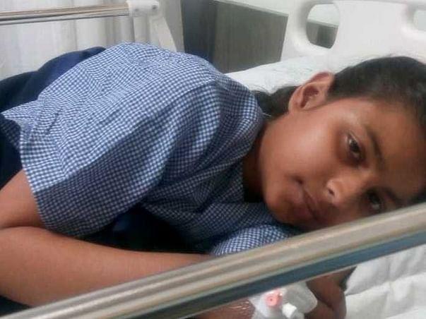 Help Sofia Undergo Kidney Transplant.