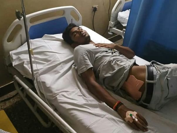 Help Jagan For BMT