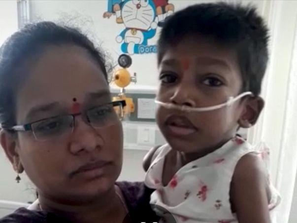 Help Karthikeya Undergo Bone Marrow Transplant