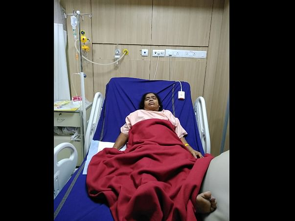 Help Sarojana For Her Hip Replacement Surgery