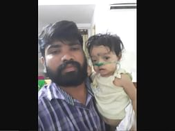 Help 8 Month Old Durga Fight A Hole In Her Heart