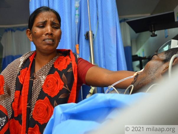 Help Parthiban Recover From An Accident