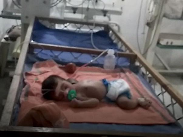 Help Baby of Krishna Chintala.