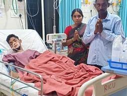 Help Saikumar Recover From TB Meningoencephalitis