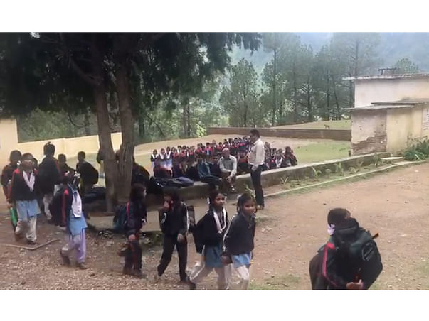 Initiative to Equip Government School in Thatyur District Garhwal