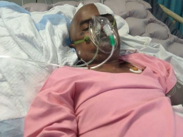 Help Sudhershan Recover From A Major Accident