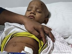 Help Niyati Fight Neuroblastoma