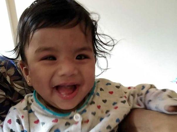 1 Year Old Arjun Mirkar Needs Your Help To Undergo Eye Surgery