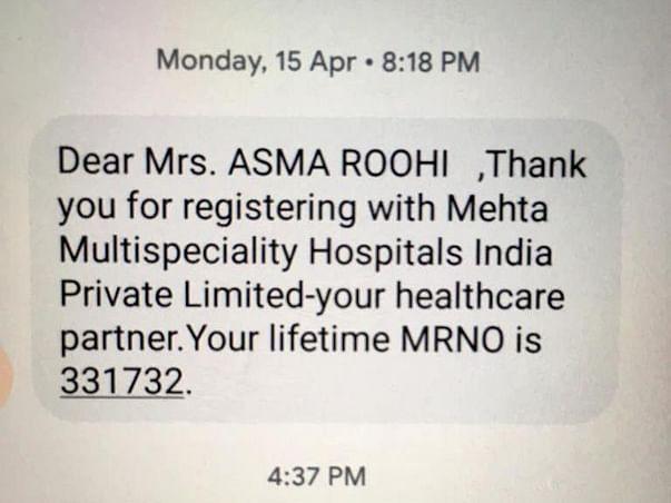 Help Ashma Undergo Hernia Surgery