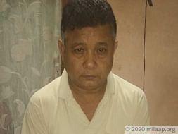 Biju Pradhan needs your help to fight Liver disease