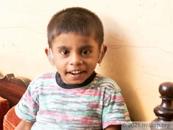 Help Sathya Recover From A Hearing Problem