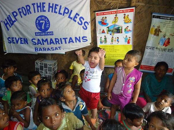 Help These Children Get Free Education and Meals