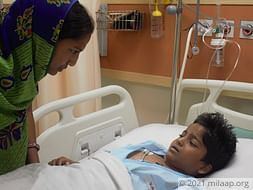 Vivek  needs your help to survive