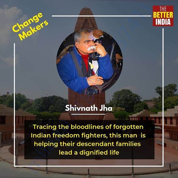 Search on Google (Shivnath Jha+The Better India)