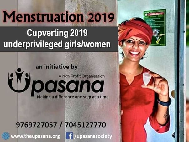 Menstrual Cups for underprivileged girls/women during Covid19
