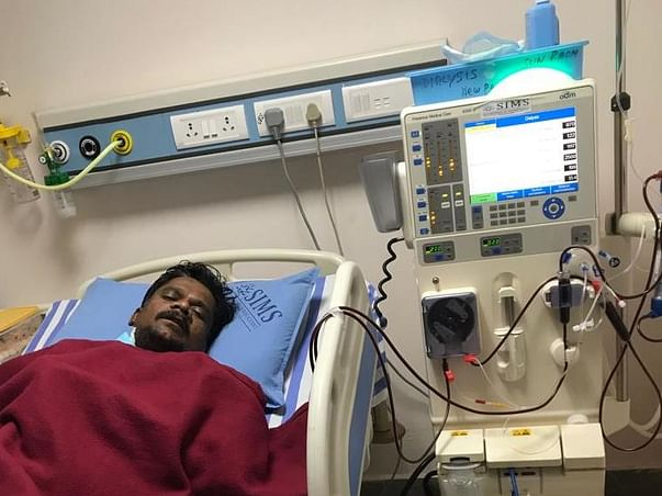 Help Ramalingam For Kidney Transplant