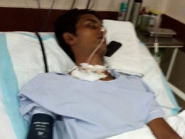 Help brother Parichay Recover!