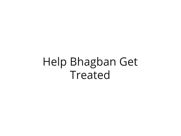 Help Bhagban Undergo ATG Therapy for Bone Marrow Cancer