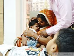 Devanshi and Garvit  needs your help to undergo their treatment