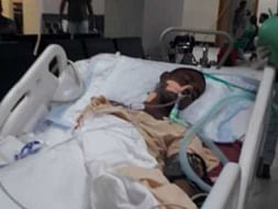 Help a Mother to Save Her Son fighting against Death