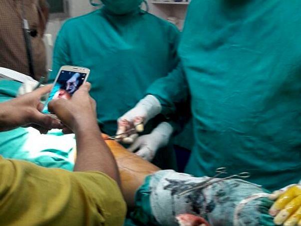 Help Sarfraj Recover From Multiple Fistula Track Surgery