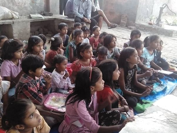 Your support can change the lives of these kids (JUGNU center)