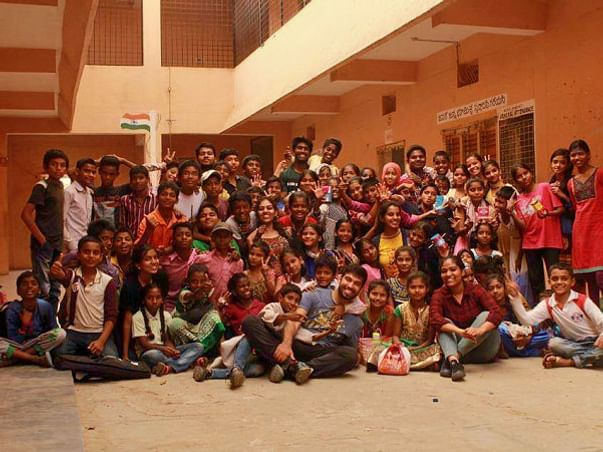 Camp Diaries-Help 15000 children find their passion - Milind - Roadies