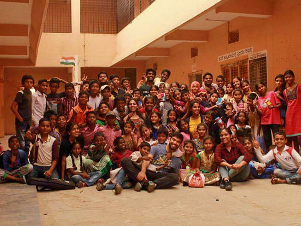 Camp Diaries-Help 15000 children find their passion - Milind - Roadies