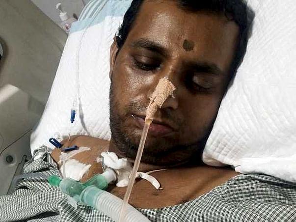 Help Saravana Vel Recover From A Stroke