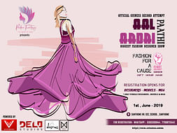 Cancer Awareness Fashion Show, Official Guinness Record Attempt