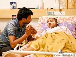 Deblina chakraborty needs your help urgently