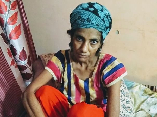 Help Laxmi Fight Cancer