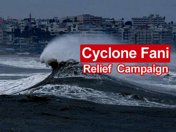 Cyclone Fani Relief Campaign