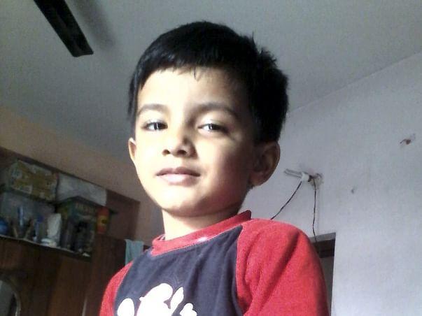 Help My Son Ranvijay For His Education