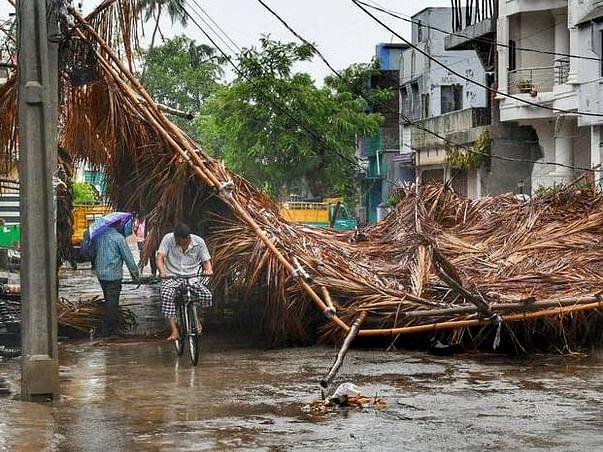 Help Us Provide Relief in Odisha