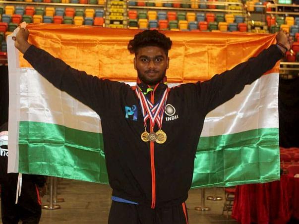 Help Naveen Represent Indian in Commonwealth 2019
