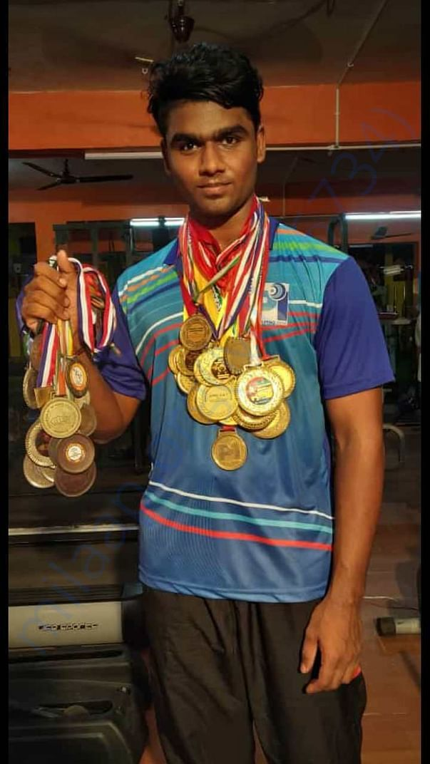 Got many medals at state,National, Asia Level