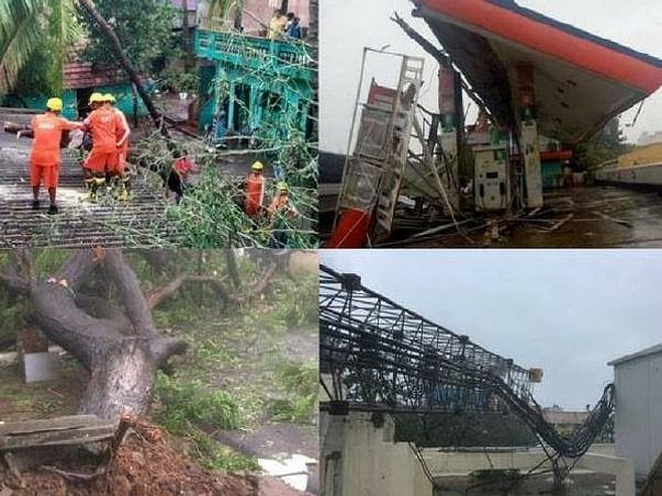 Help Odisha Recover from Cyclone Fani
