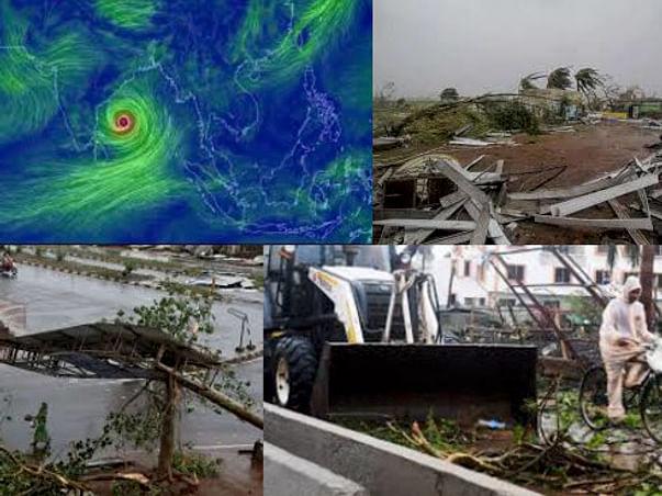 Help Odisha/WB affected by Cyclone Fani