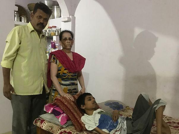 Help Gaurav Get Treated for Muscular Dystrophy