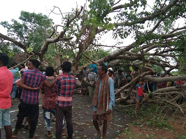 Help Odisha from Super-cyclone Fani