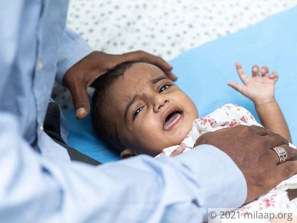 Little Abdul Raouf needs an urgent BMT
