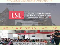 Help me study at London School of Economics and Political Science