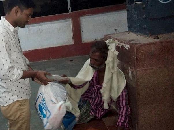 For Food & clothes Homeless children/Street children e.t.c
