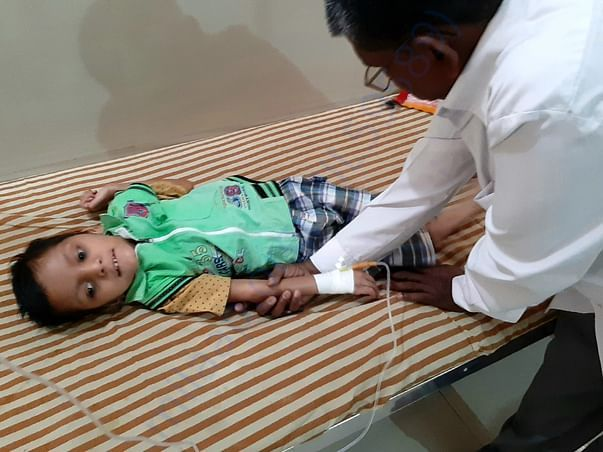 SAMARTH is admitted