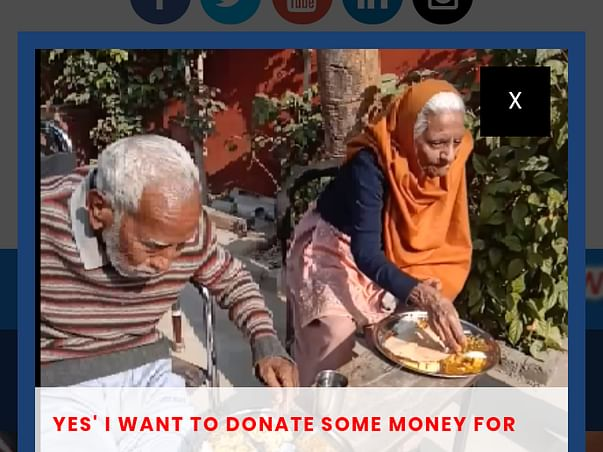Help sainath Dada dadi's oldage home to make feel them special.