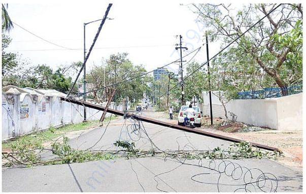 fony hits odisha