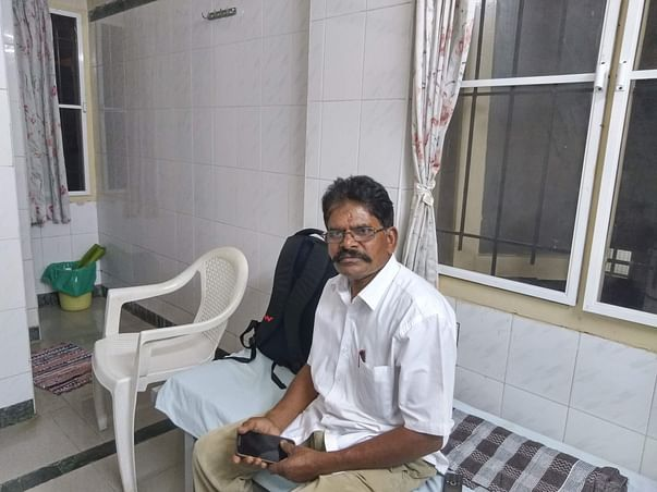 Help my Father, Subramani fight Lung cancer